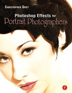 Photoshop Effects for Portrait Photographers (Paperback)-cover