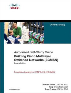 Authorized Self-Study Guide: Building Cisco Multilayer Switched Networks (BCMSN), 4/e-cover