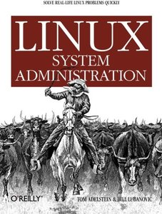 Linux System Administration (Paperback)-cover