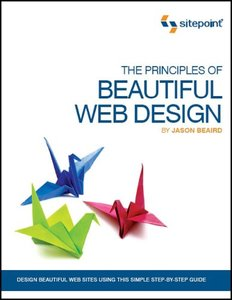 The Principles of Beautiful Web Design-cover