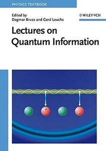 Lectures on Quantum Information (Paperback)-cover