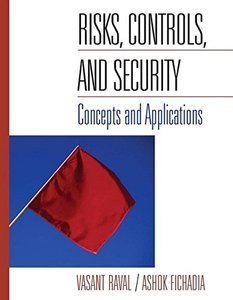 Risks, Controls, and Security : Concepts and Applications-cover