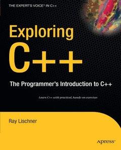 Exploring C++ (Paperback)-cover