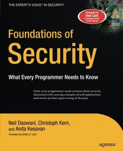 Foundations of Security: What Every Programmer Needs to Know-cover