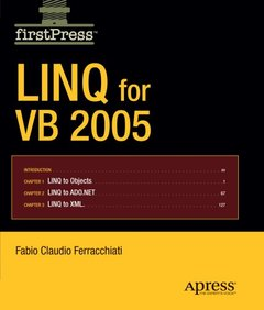 LINQ for VB 2005-cover