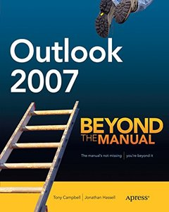 Outlook 2007: Beyond the Manual (Paperback)-cover