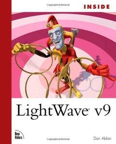 Inside LightWave v9-cover