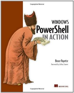 Windows Powershell in Action-cover