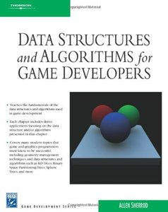 Data Structures and Algorithms for Game Developers-cover