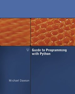 Guide to Programming with Python-cover
