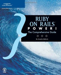 Ruby on Rails Power!: The Comprehensive Guide (Paperback)-cover
