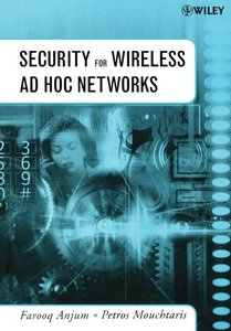 Security for Wireless Ad Hoc Networks-cover