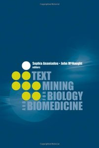 Text Mining for Biology And Biomedicine-cover
