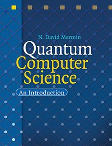 Quantum Computer Science: An Introduction (Hardcover)-cover