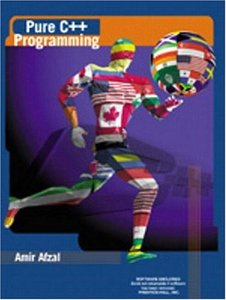 Pure C++ Programming-cover