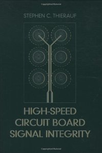 High-Speed Circuit Board Signal Integrity (Artech House Microwave Library)-cover