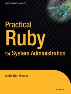 Practical Ruby for System Administration-cover