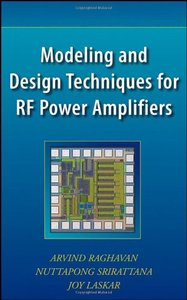 Modeling and Design Techniques for Radio-Frequency Power Amplifiers-cover
