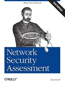 Network Security Assessment: Know Your Network, 2/e-cover