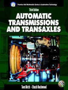 Automatic Transmissions and Transaxles, 3/e (Paperback)-cover
