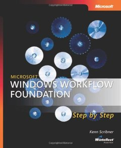 Microsoft Windows Workflow Foundation Step by Step (Paperback)-cover