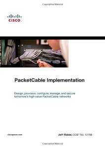 PacketCable Implementation (Hardcover)-cover