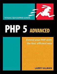 PHP 5 Advanced: Visual QuickPro Guide, 2/e-cover