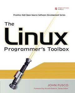 The Linux Programmer's Toolbox (Paperback)-cover