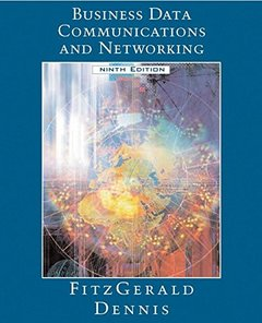 Business Data Communications and Networking, 9/e-cover
