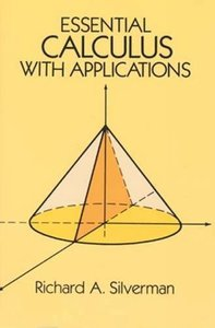 Essential Calculus with Applications-cover