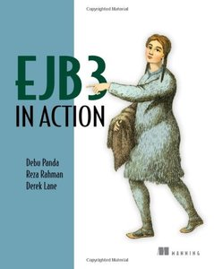 EJB 3 in Action (Paperback)-cover