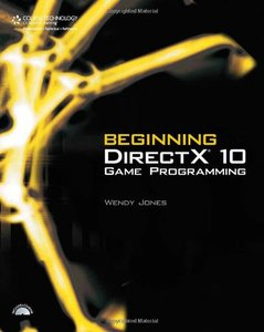 Beginning DirectX 10 Game Programming-cover