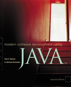 Modern Software Development Using Java, 2/e-cover