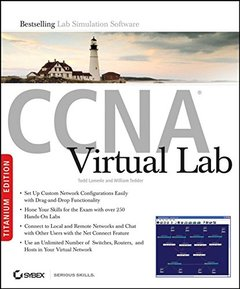 CCNA Virtual Lab, Titanium Edition-cover