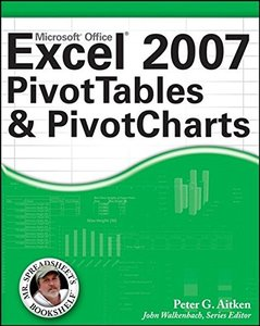 Excel 2007 PivotTables and PivotCharts-cover