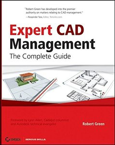 Expert CAD Management: The Complete Guide (Paperback)-cover