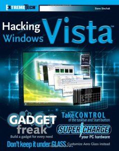 Hacking Windows Vista: ExtremeTech-cover