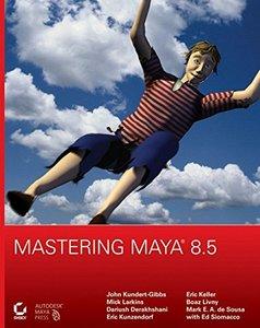 Mastering Maya 8.5 (Paperback)-cover