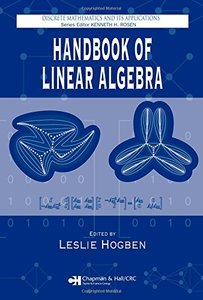 Handbook of Linear Algebra-cover