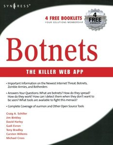 Botnets: The Killer Web Applications-cover