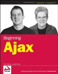 Beginning Ajax (Paperback)-cover