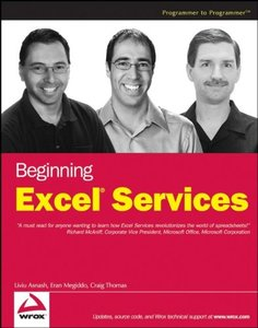 Beginning Excel Services (Paperback)-cover