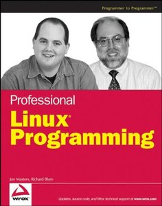 Professional Linux Programming (Paperback)-cover