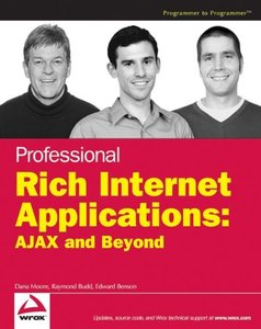 Professional Rich Internet Applications: AJAX and Beyond-cover