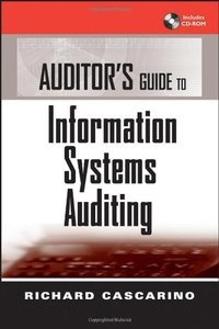 Auditor's Guide to Information Systems Auditing-cover