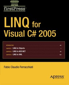 LINQ for Visual C# 2005 (Paperback)-cover