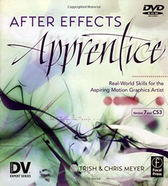 After Effects Apprentice (Paperback)-cover