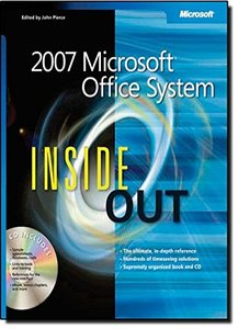 2007 Microsoft Office System Inside Out (Paperback)-cover