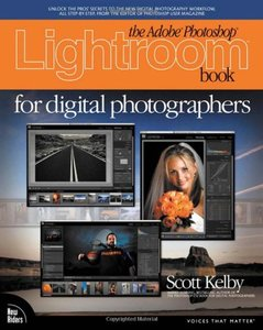 The Adobe Photoshop Lightroom Book for Digital Photographers (Paperback)-cover