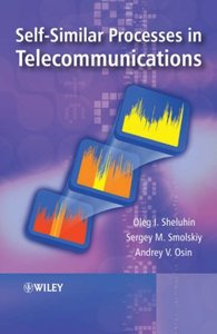Self-Similar Processes in Telecommunications-cover